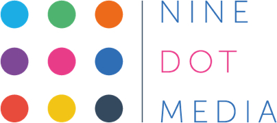 Nine Dot Media Logo